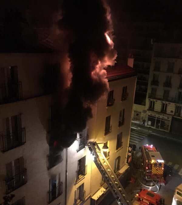 Hotel Fire Prevention